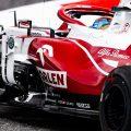 Pirelli unmarked rear tyre