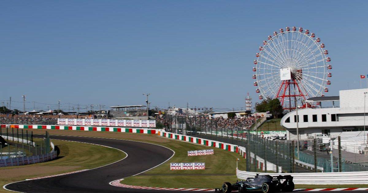 Valtteri Bottas, Japanese Grand Prix