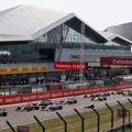 70th Anniversary Grand Prix start, Silverstone
