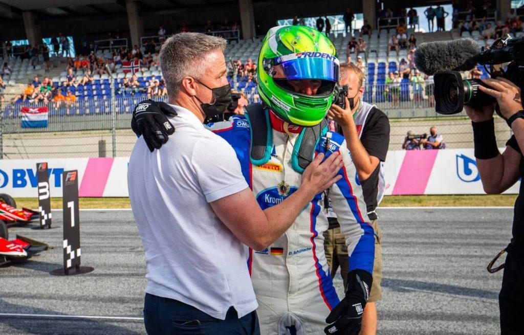 Ralf Schumacher David Schumacher
