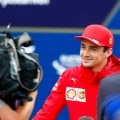 Charles Leclerc interview