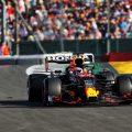 Max Verstappen Silverstone fans