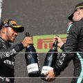 Lewis Hamilton Valtteri Bottas