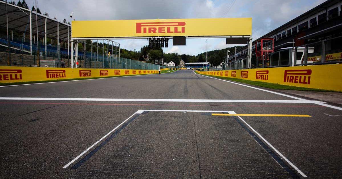Spa Francorchamps, Belgian Grand Prix