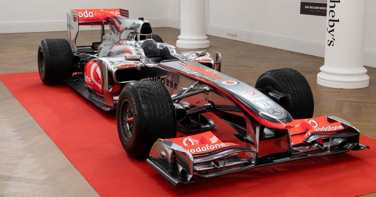 Lewis Hamilton, McLaren MP4-25A