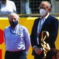 Stefano Domenicali Jean Todt Formula 1