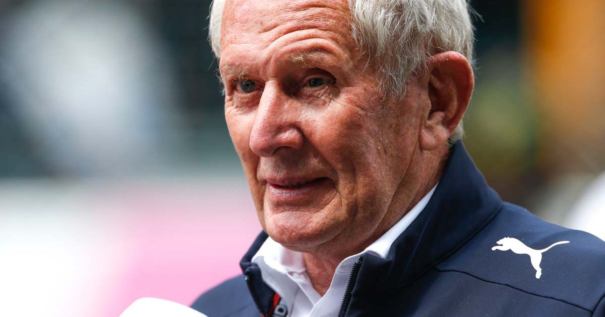Helmut Marko criticised how penalties are calculated in Formula 1.