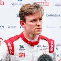 Callum Ilott, Alfa Romeo and Ferrari reserve driver