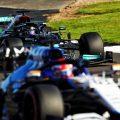 Lewis Hamilton, Mercedes, George Russell, Williams