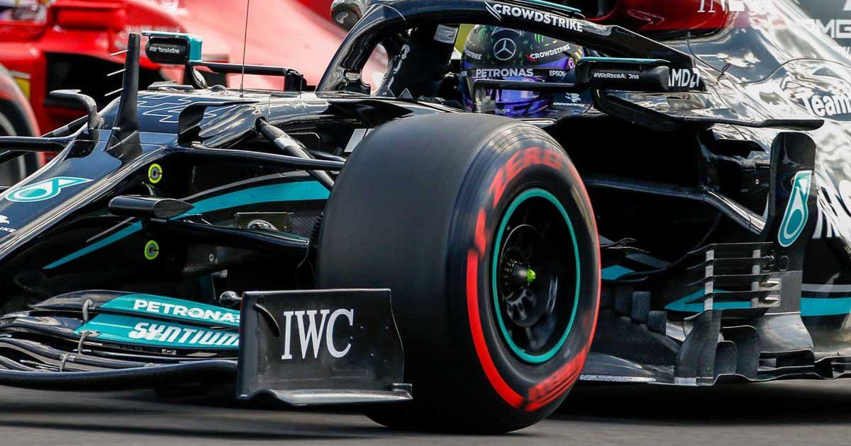 Lewis Hamilton Pirelli