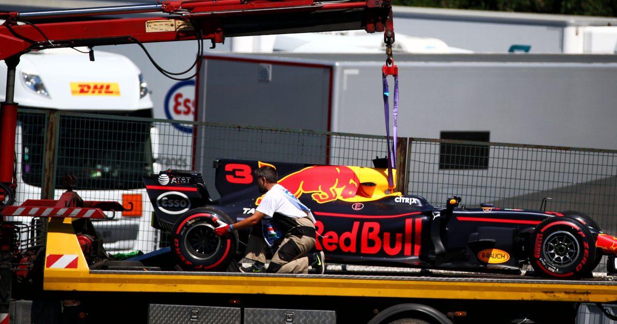 Daniel Ricciardo 2017 Hungarian GP