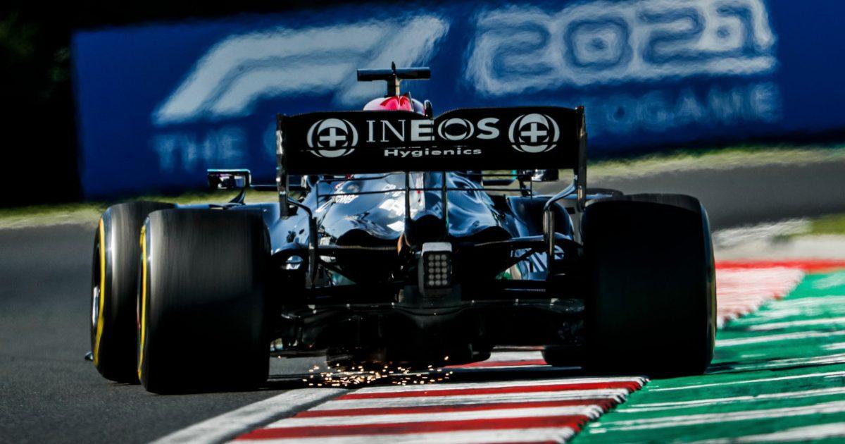 Lewis Hamilton Hungary