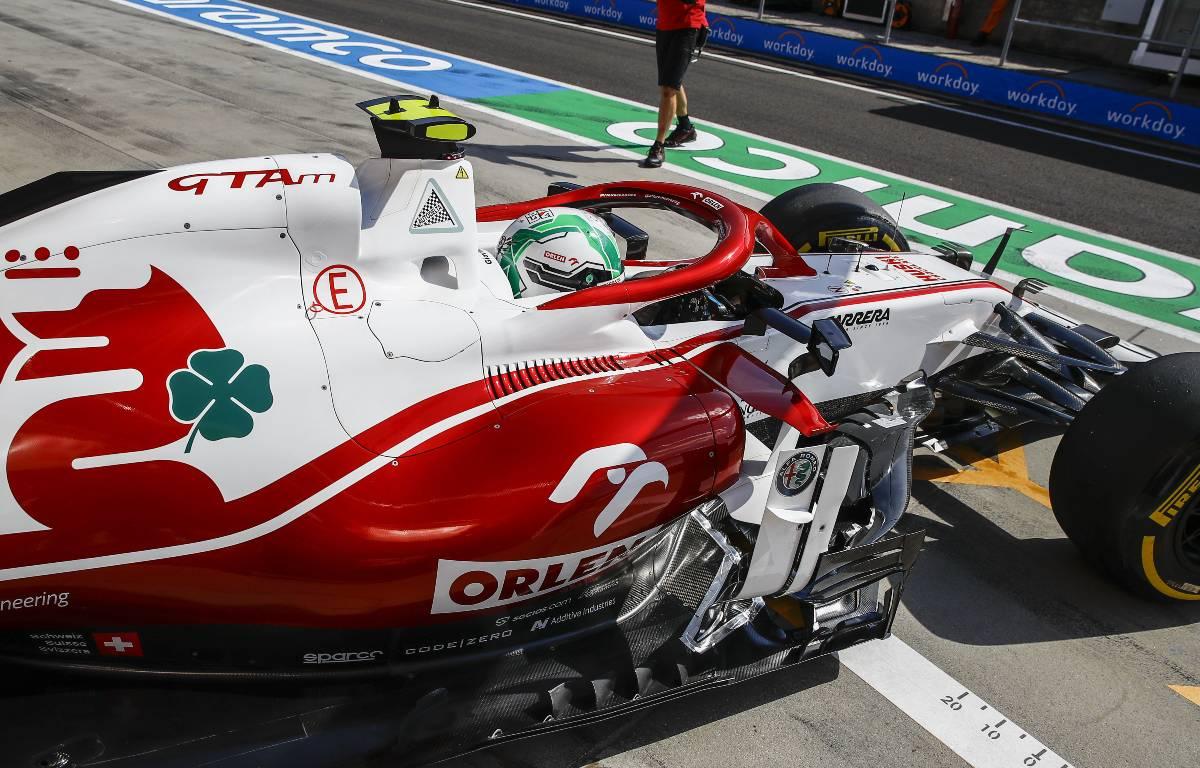 Giovinazzi reprimanded, Alfa Romeo fined €5,000