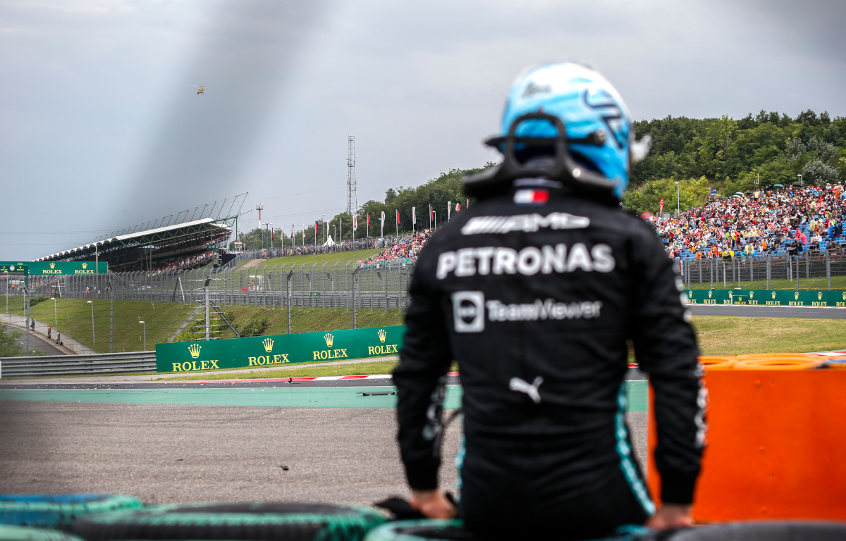 Bottas penalty: I'll take it, you can pass at Spa