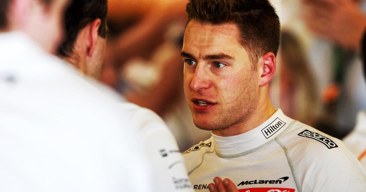 Stoffel Vandoorne has reflected on a tough time at McLaren.