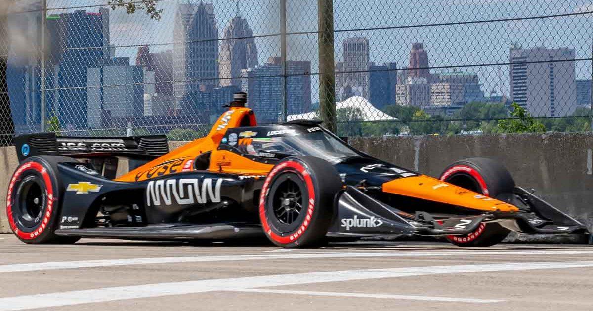 McLaren announce takeover of Arrow McLaren SP, August 2021.