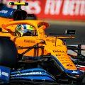 McLaren driver Lando Norris at the Hungarian Grand Prix. Hungary July 2021.