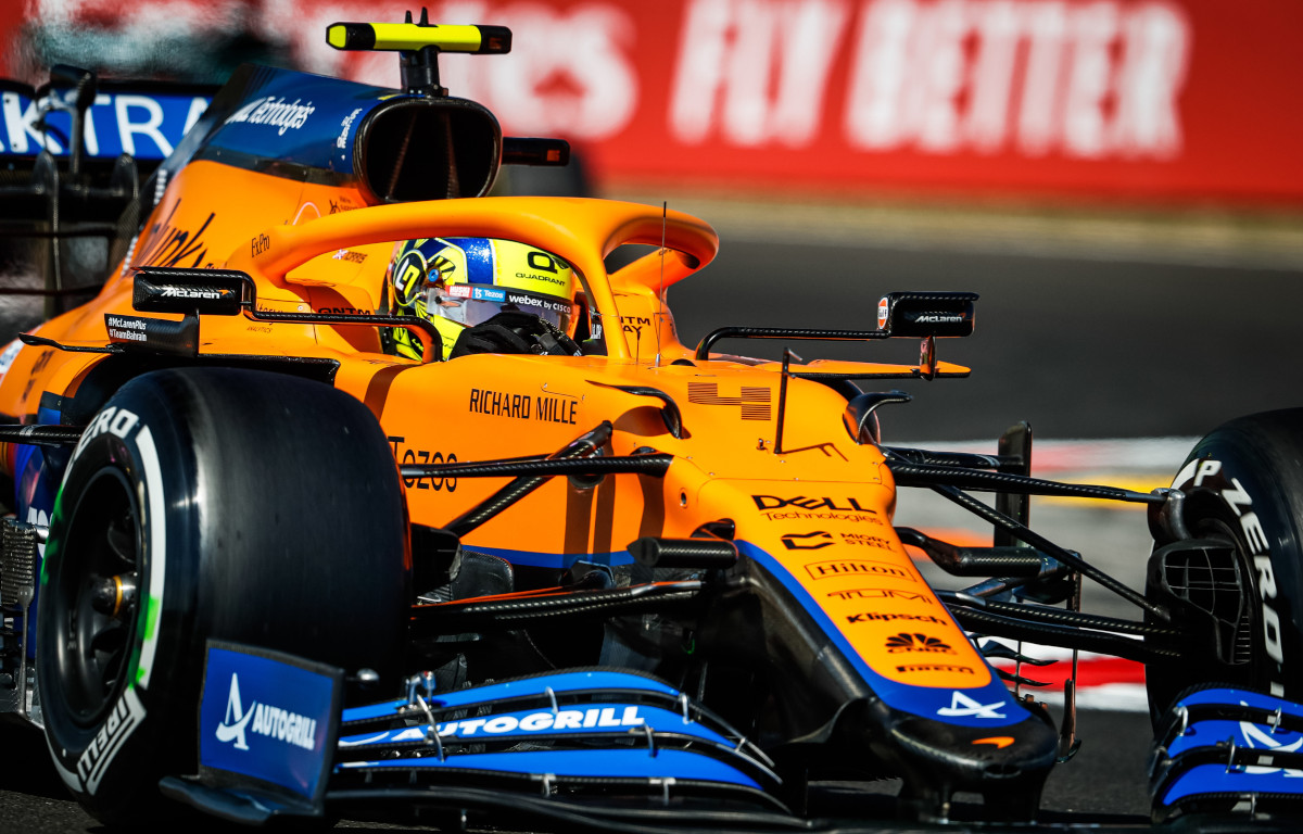 McLaren team are open to selling title sponsorship   PlanetF1 - PlanetF1