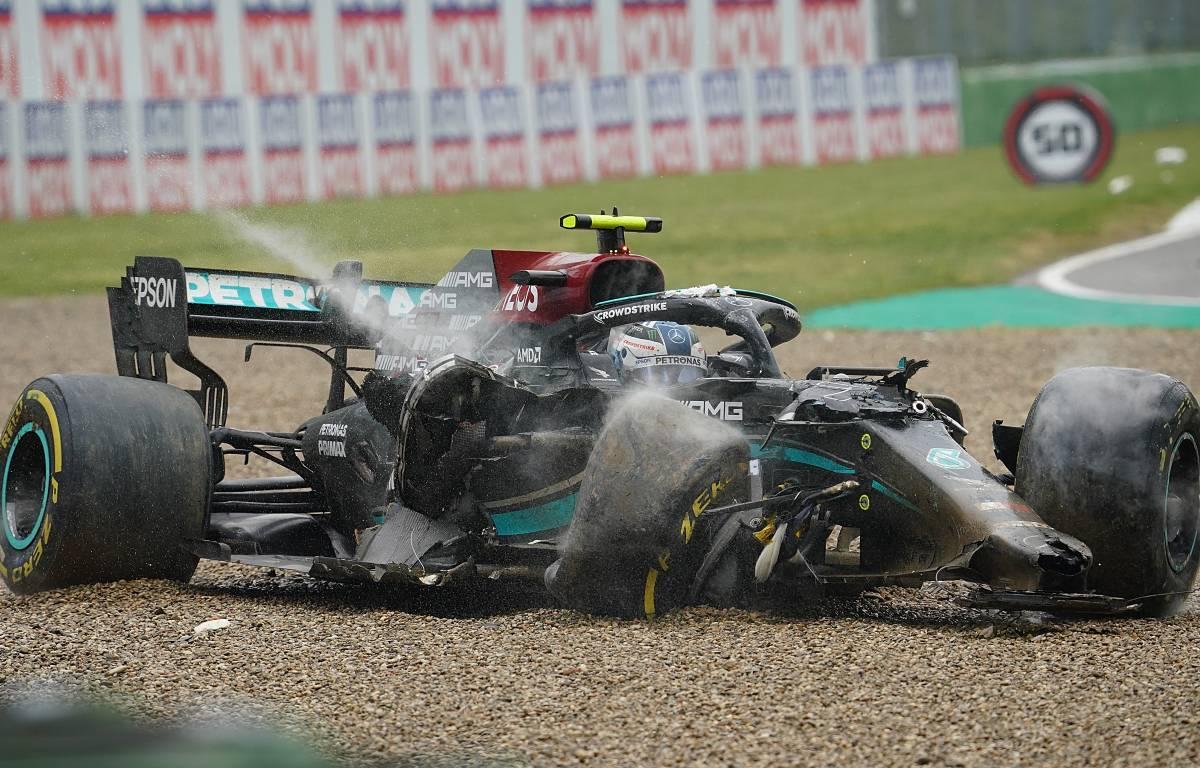 Valtteri Bottas now sees funny side of big Imola crash - PlanetF1
