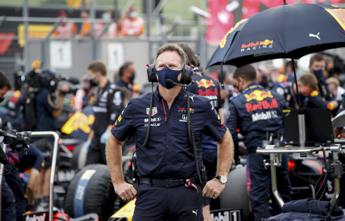 Christian Horner: Mercedes' finger-pointing is a 'clear strategy' - PlanetF1