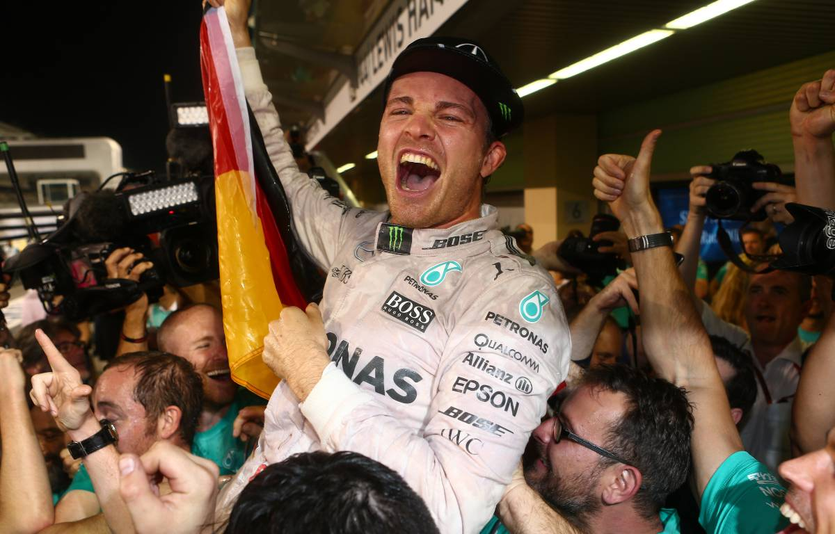 Nico Rosberg rejected $100m to extend racing career - PlanetF1