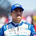 Alex Palou at the Indianapolis 500. United States, May 2021.