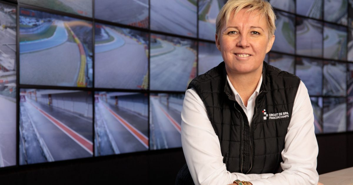 Nathalie Maillet Spa Francorchamps CEO