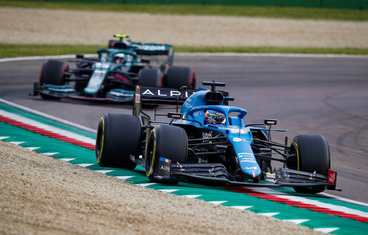 Fernando Alonso: I'll go down in history alongside Sebastian Vettel   PlanetF1 - PlanetF1
