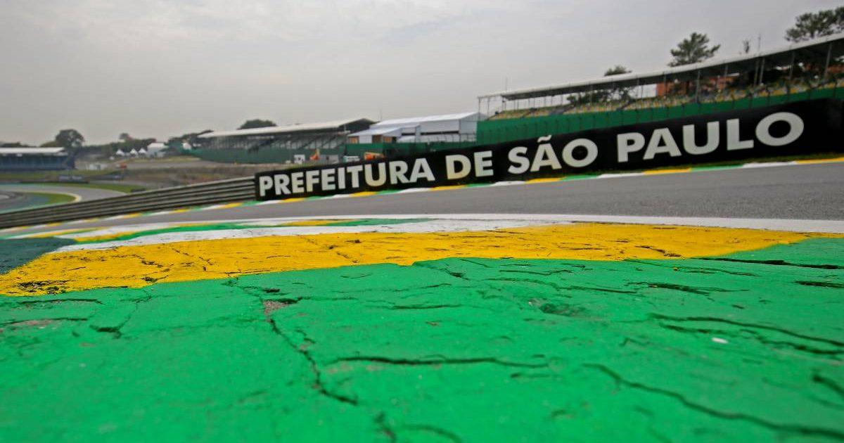 Interlagos, home to the Sao Paulo Grand Prix. November 2017.