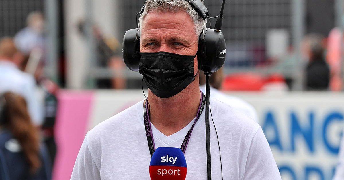 Ralf Schumacher at the Austrian Grand Prix. Spielberg July 2021