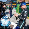 Valtteri Bottas after qualifying at the 2021 Dutch GP.