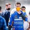Daniel Ricciardo prepares for the Dutch GP. September 2021.