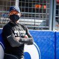 Valtteri Bottas on the grid before the Dutch Grand Prix. September 2021.