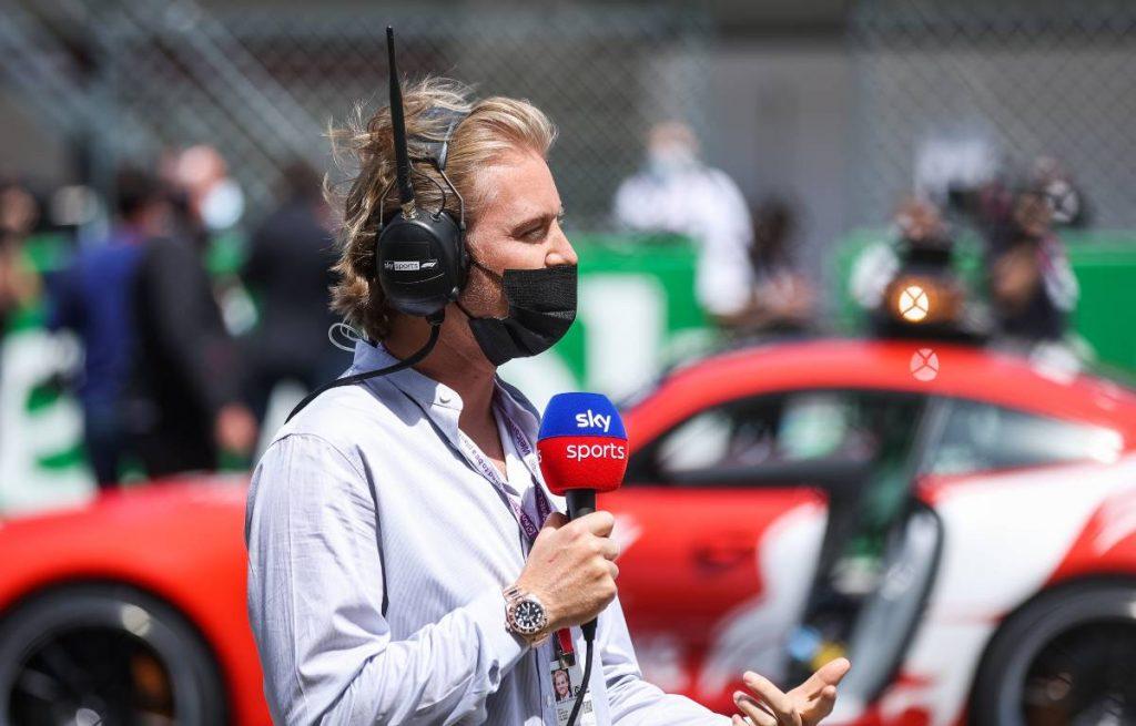 Nico Rosberg at the Portuguese Grand Prix. Portimao May 2021.