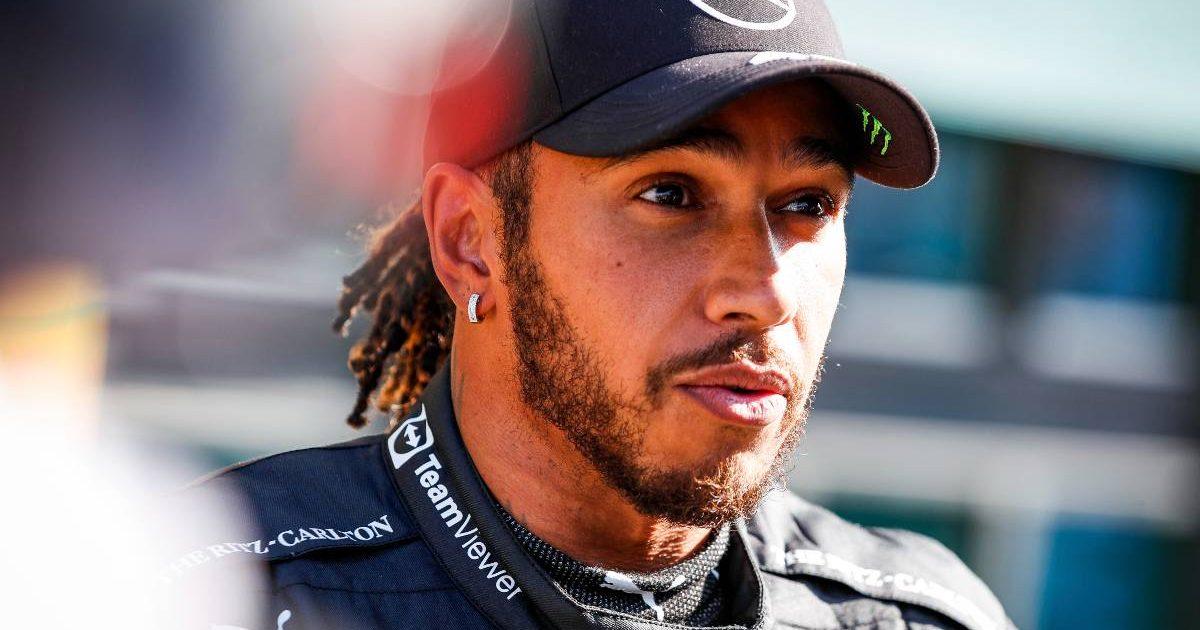 Lewis Hamilton close-up at the Dutch GP. Zandvoort September 2021.