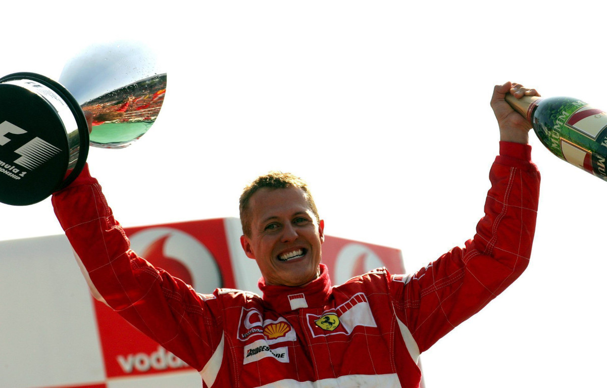 Michael Schumacher is 'different, but here' says his wife   PlanetF1 - PlanetF1