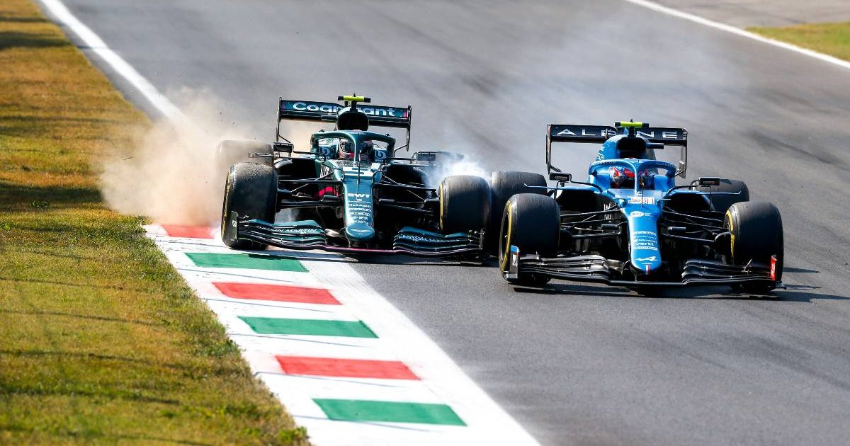 Esteban Ocon disagrees with stewards' decisions at Monza | PlanetF1