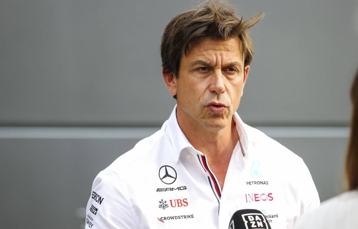 Wolff: 'History has no relevance' in title fight