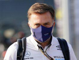 Jost Capito arriving for the Italian GP. Monza September 2021.