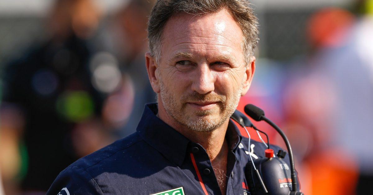 Christian Horner at Monza. Italy September 2021