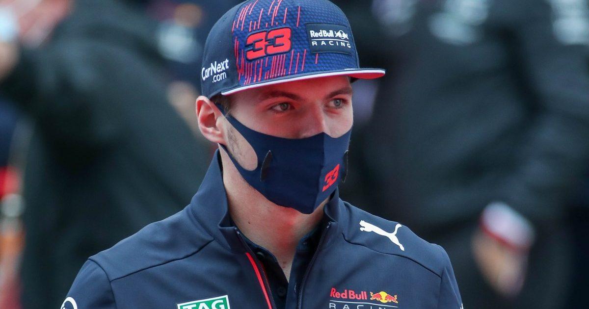 Max Verstappen, Red Bull, prepares for the Russian GP. September 2021.