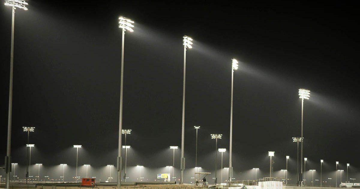 Losail Circuit. Host of Qatar Grand Prix.