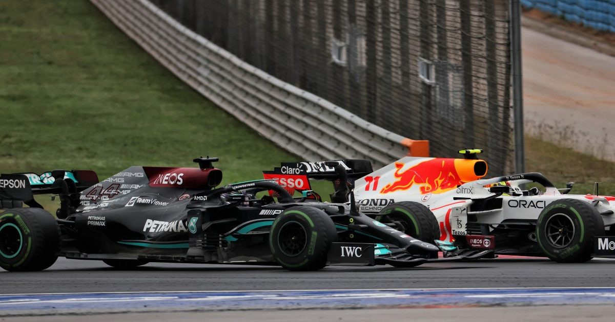 Sergio Perez: Max Verstappen 'owes me a couple of tequilas'