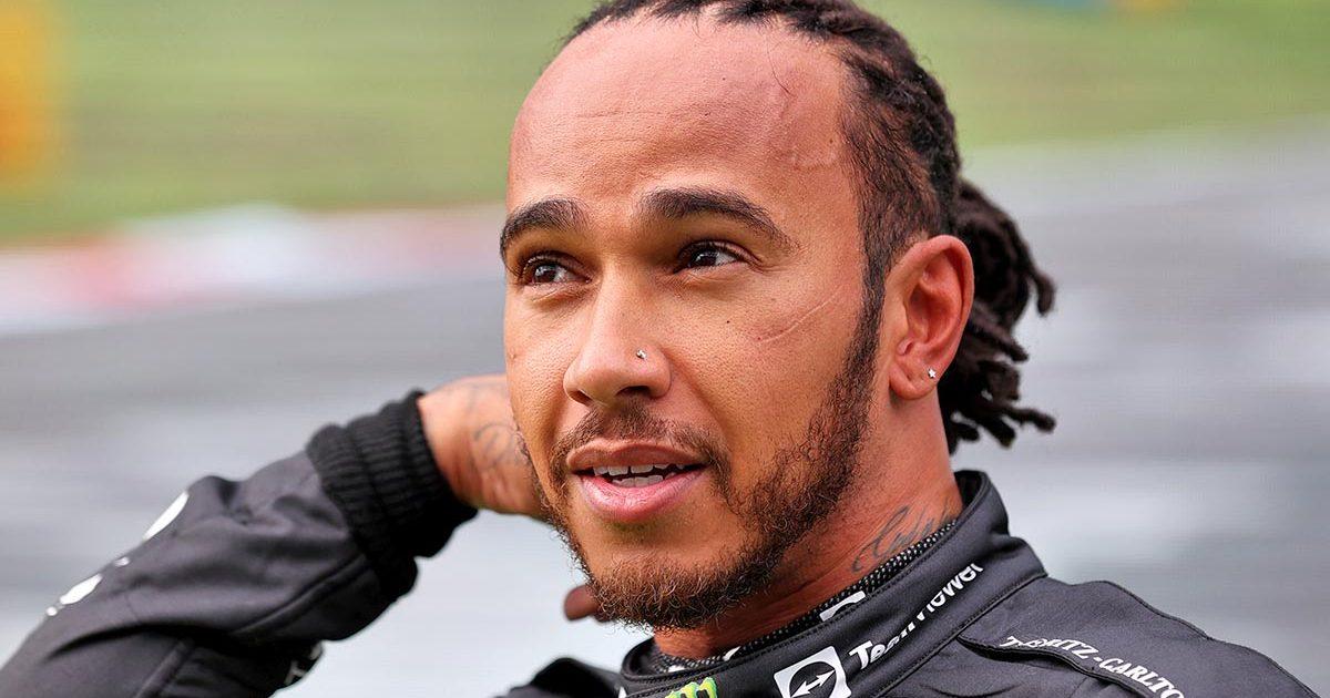 Lewis Hamilton talks at the Turkish Grand Prix. Istanbul October 2021
