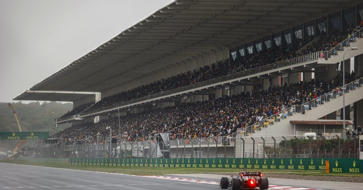 Lewis Hamilton during the Turkish Grand Prix. Turkey October 2021